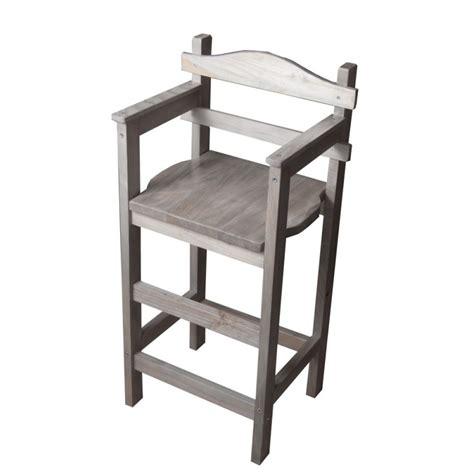 chaise haute en bois bébé chaise haute en bois quot sagard quot au coeur 2