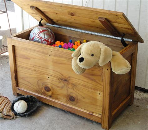 diy toy bench making diy toy box can be as simple as this here s how