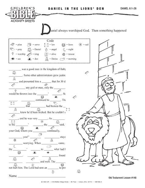 Printable Children S Bible Activities | children s bible activities online sle older age