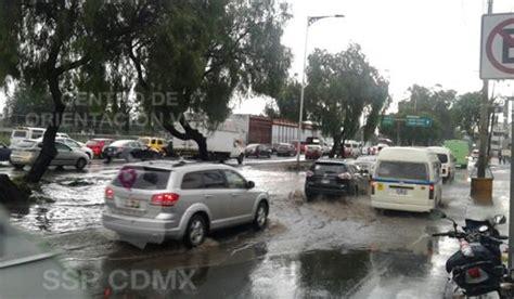 imagenes inundacion indios verdes tromba en cdmx inunda otra vez paradero indios verdes