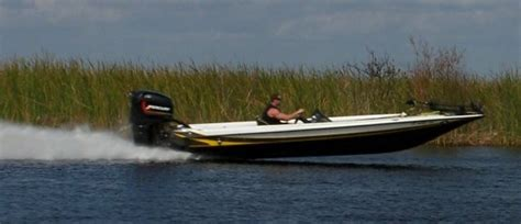 bass boat central storm