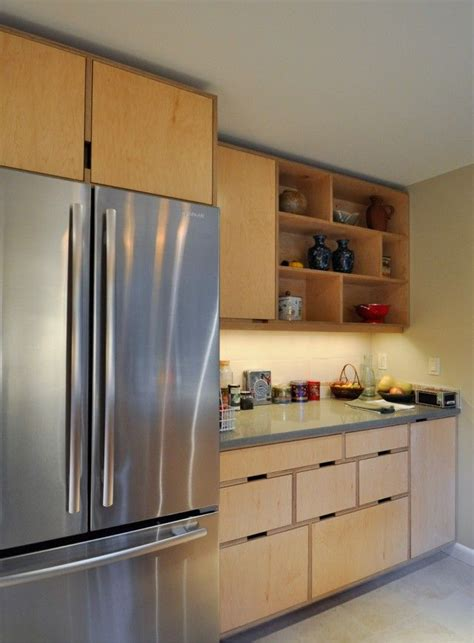 kitchen cabinets plywood 79 best images about kerf plywood kitchens on pinterest