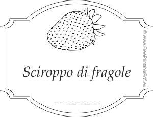 fatta in casa pdf etichette per sciroppo di fragole fatta in casa pdf