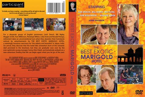 best marigold hotel dvd the best marigold hotel dvd custom covers