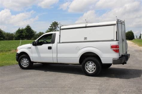 2011 XL Used 5L V8 Automatic Pickup Truck ARE Service ...
