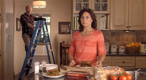 rogers commercial actress mom great ads the woman who changed her life with bacon