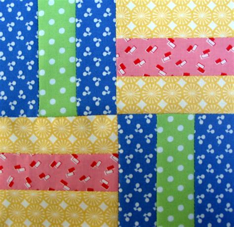 Quilting Block By Block by Starwood Quilter Three By Three Quilt Block