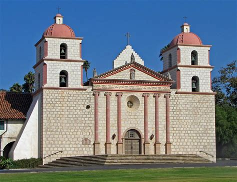 The Missions mission santa barbara wikip 233 dia