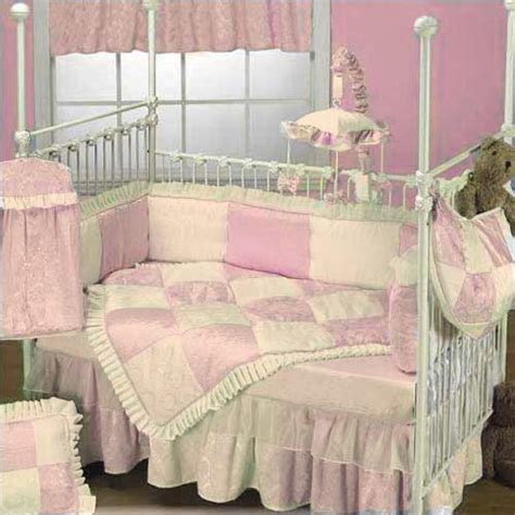 baby doll bedding queen crib bedding set pink baby