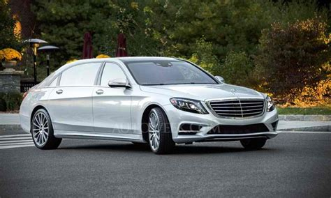 maybach car 2014 mercedes s class maybach details officially revealed