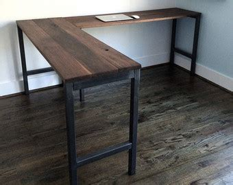 Desk With Hutch And Drawers Rustic Hand Peeled Aspen L Shaped Log Desk L Shaped Desk
