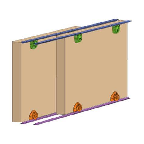 Sliding Wardrobe Door Systems by Pc Henderson Cello Wardrobe Sliding Door System Leader