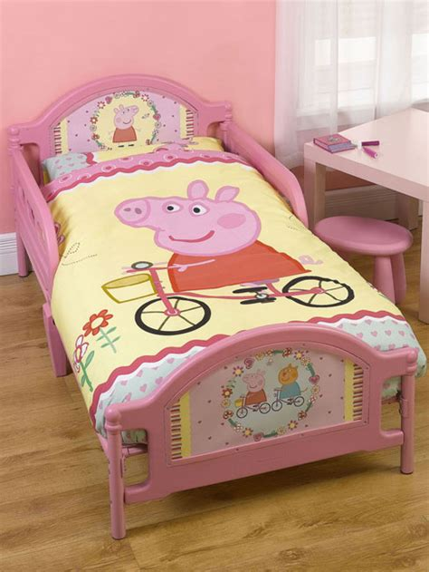 peppa pig beds peppa pig toddler bed