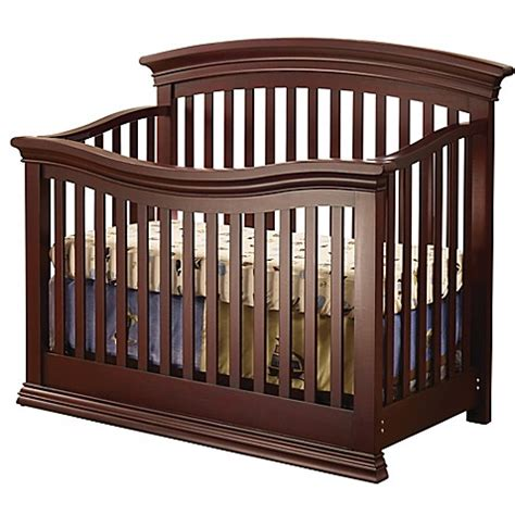 Sorelle Torino 4 In 1 Convertible Crib In Cherry Bed Convertible Crib Sets Clearance