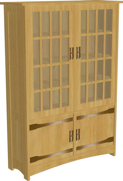 L Armoire by Cad And Bim Object Stickley Armoire 02 Polantis