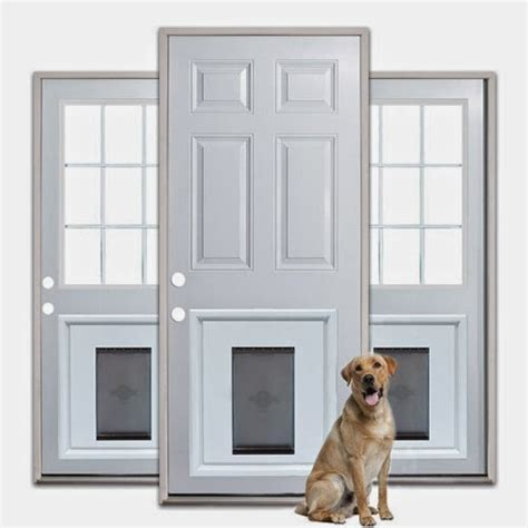 Garage Door Doggie Door Overhead Door Brunswick Pet Doors For Garage Doors