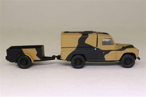 military trailer cer corgi 07501 land rover series 2 109 trailer british