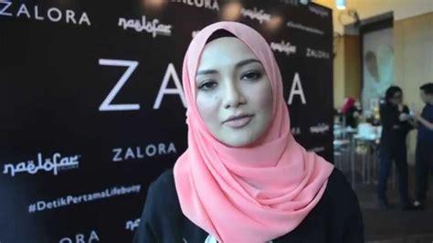 tutorial hijab naelofar erra fazira bertudung naelofar for zalora hijab tutorial