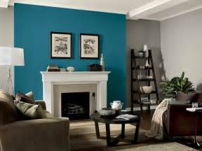 living room colors wall color: living room color ideas with accent wallpainting an accent wall