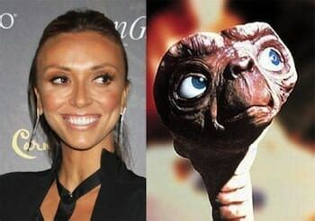 what happened to giuliana rancic face female celebs compared to aliens while men are harmless