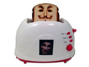 Toaster Makes Selfie Toaster Will Let You Toast Bread With Your Selfie On It