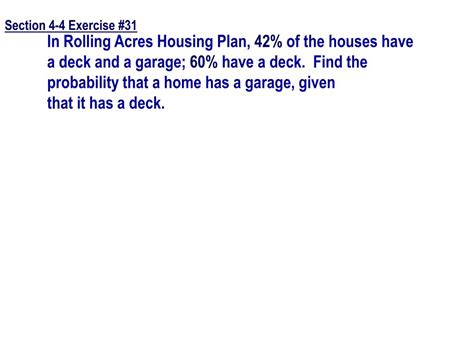 section 42 housing rules ppt chapter 4 probability and counting rules powerpoint