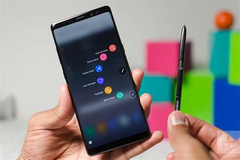 samsung galaxy digital review samsung galaxy note 8 on review digital trends
