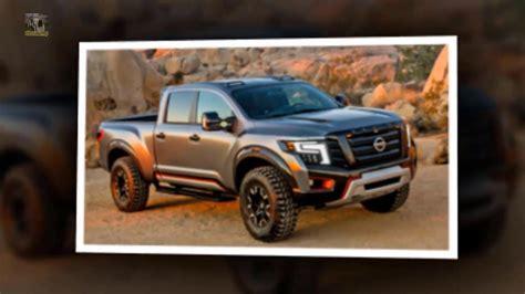 Nissan Warrior 2020 by 2020 Nissan Titan Warrior Review Nissan Titan Warrior