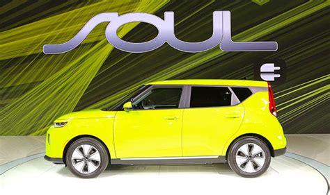Kia Soul 2020 Uk by Kia Soul Ev 2020 Revealed New Car Specs Battery Release