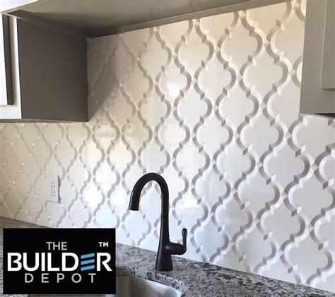 snow white arabesque glass mosaic tiles kitchen best 25 arabesque tile ideas on pinterest arabesque