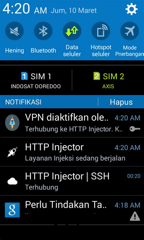 download konfig http injecktor exis terbaru config ehi http injector axis unlimited maret 2017