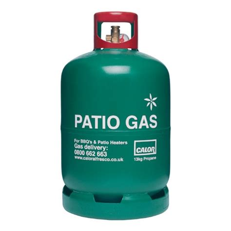 Patio Gas Refill 13kg patio gas bottle