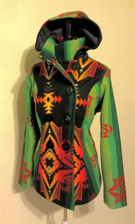 navajo design jacket shane watson design just my style pinterest