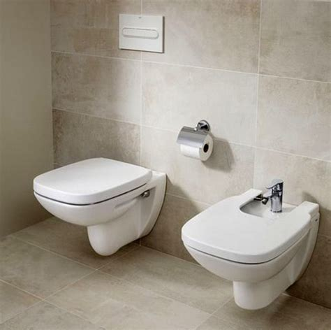bidet roca roca debba wall hung bidet uk bathrooms