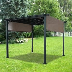 Shopko Patio Furniture Deluxe Pergola Replacement Canopy Garden Winds