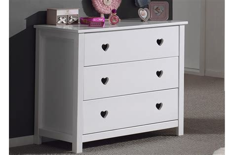 Commode Fille by Commode De Chambre 224 Coucher Fille Novomeuble