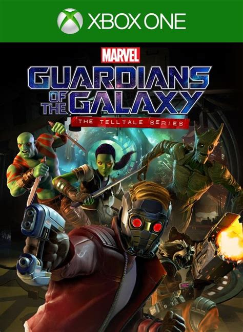 Guardian Of The One added guardians of the galaxy the telltale series