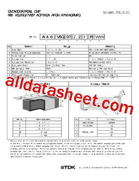 tdk capacitors datasheet c1608x7s2a104kt datasheet pdf tdk electronics
