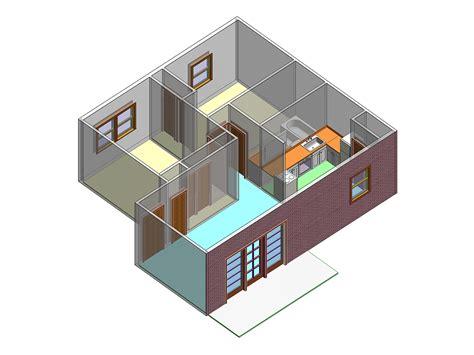 2 bedroom home floor plans