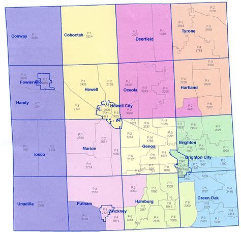 Livingston County Search Livingston County Chooses New Commissioner Districts Investment Banking Articles