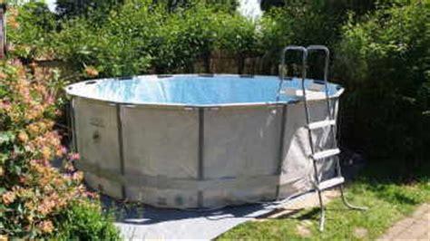 Pool Untergrund Platten by Untergrund Swimmingpool