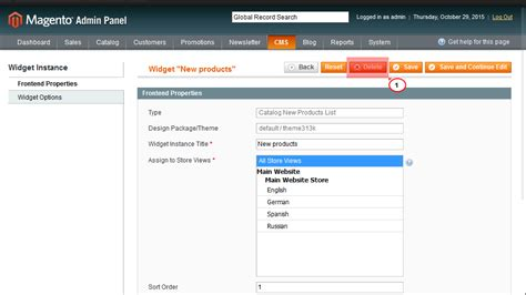 Magento Home Page Design Tutorial by Magento How To Disable New Products Block On Home Page