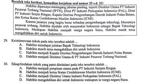 Bedah Tuntas Soal Bahas Semua Pelajaran Penting Sma Ma Kelas X Xi Xi prediksi soal un 2017 2018 bahasa indonesia smp mts zuhri indonesia