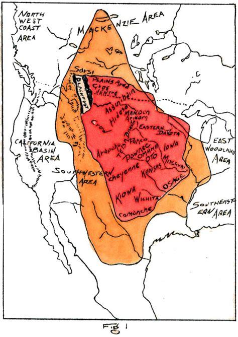 blackfoot american map nps publications the blackfoot