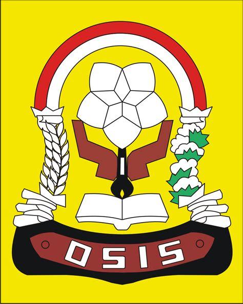logo osis smp gambar logo