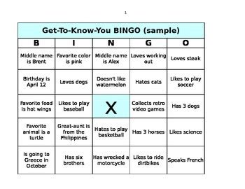 get to you bingo card template get to you bingo card creator by stemware tpt