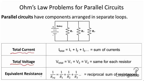 parallel circuits math problems uncategorized circuits worksheet klimttreeoflife resume site
