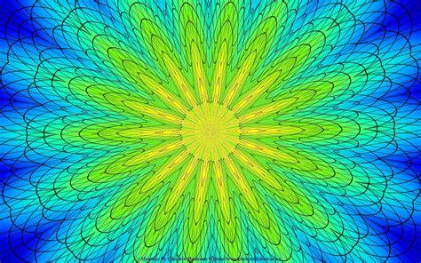 kaleidoscope pattern wallpaper wallpaper psychedelic kaleidoscope 27 light refraction