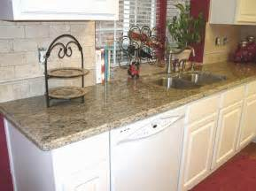 home on venetian gold granite santa cecilia