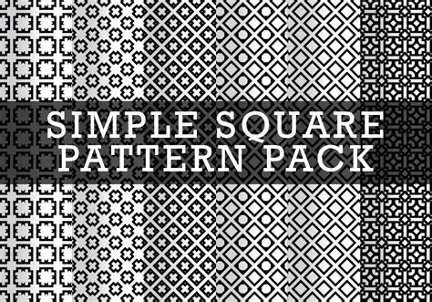 pattern photoshop square simple square pattern pack
